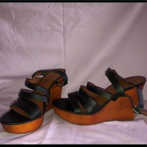 Lucky Brand Womens 10s Wedges